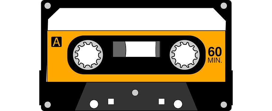 Symbolbild für Aufzeichnung: MusiCassette